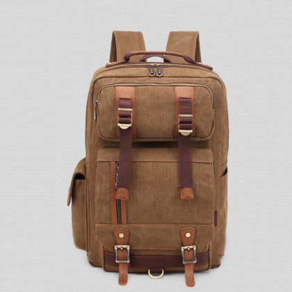 Canvas Soft Durable Men Bag
