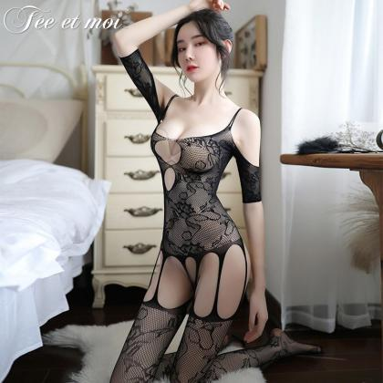 Sexy Erotic Lingerie Women Fetish O..