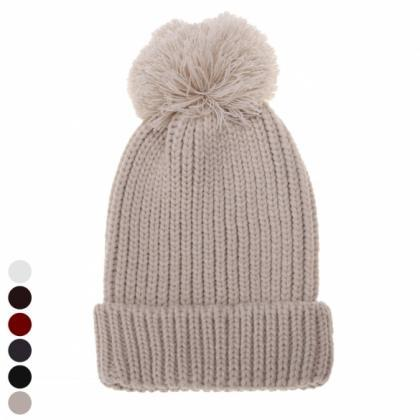 New Stylish Women's Fashion Knit Wi..