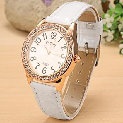 Women Fashion Synthetic Leather Lar..