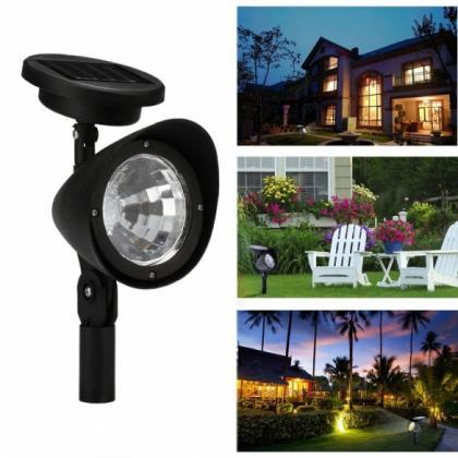 New Solar Garden Lamp Spot Light Ou..