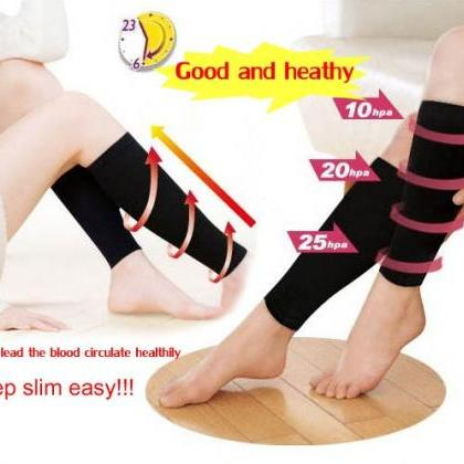 Thin Leg Calves Shaper Burn Plus Si..
