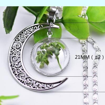 Alloy silver plated star time jewel..