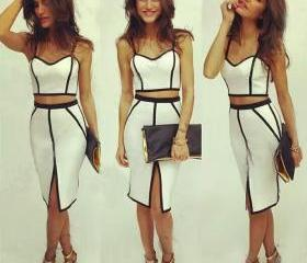 SEXY Womens Bodycon ..