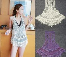 Lace Crochet Hollow ..
