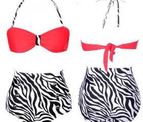 Zebra-strip Push Up ..
