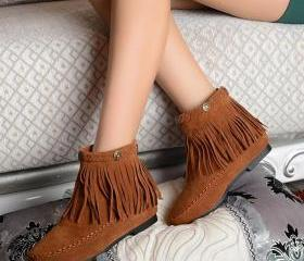 Fashion Flat Tassel ..