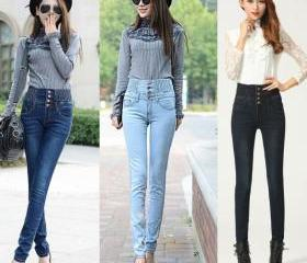 Fashion Slim Women E..