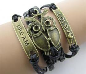 Dream Love Owl Multi..