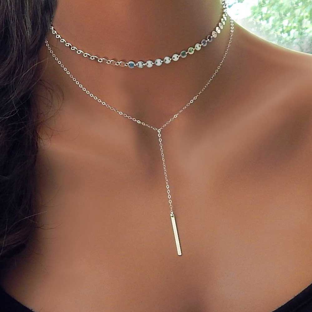 Fashion Girlfriend Gift Necklace