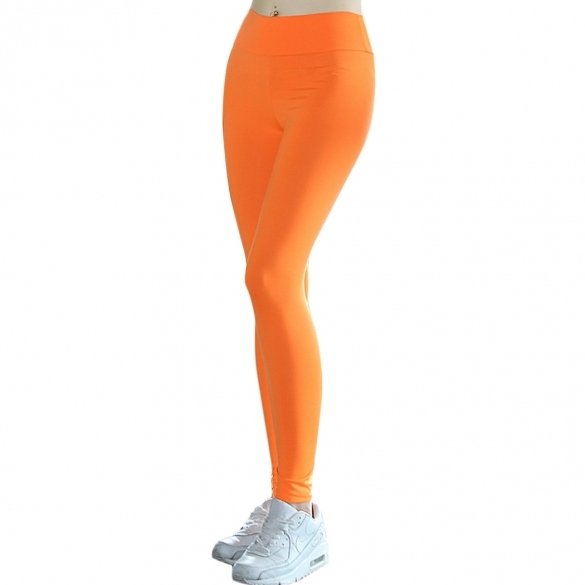 Women High Waist Sport Running Yoga Pants Leggings Fitness Trousers