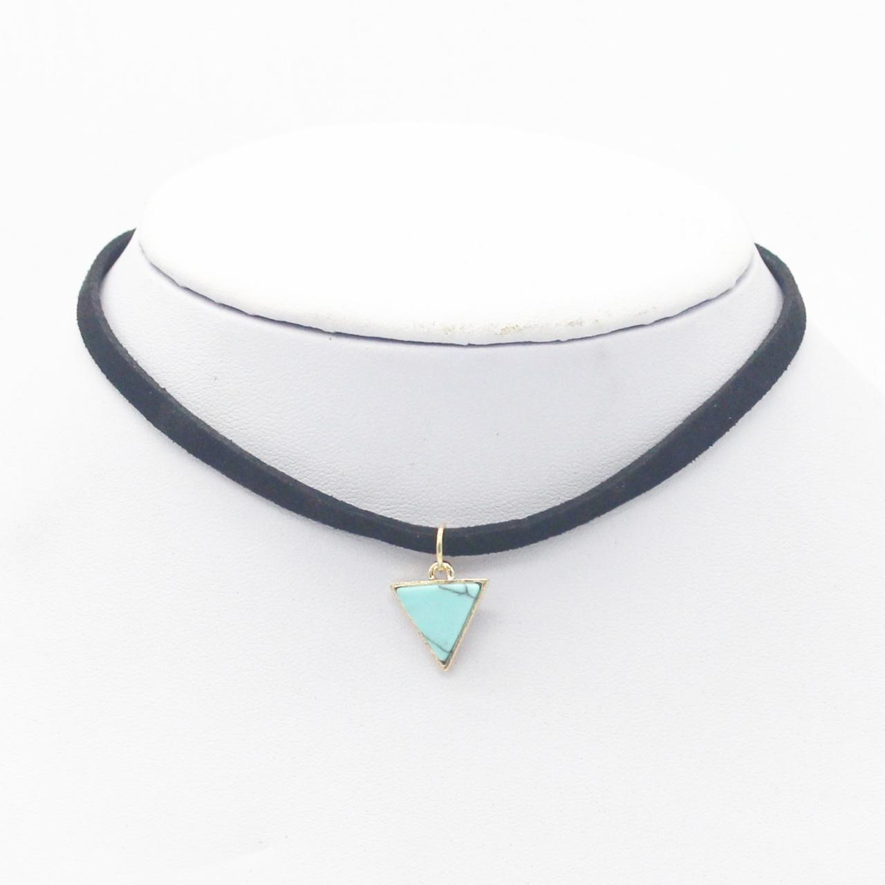 European and American fashion multilayer diamond necklace
