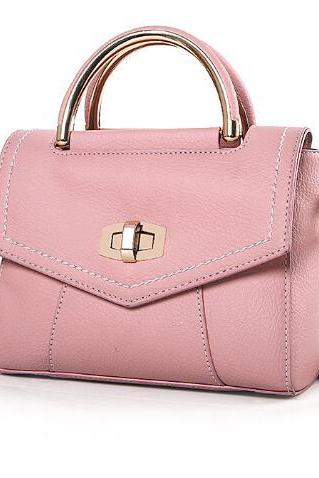 Korea Retro Stereo Type Women Satchel