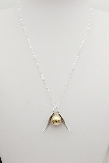 Harry Potter And The Deathly Hallows Necklace