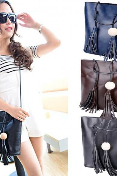New Fashion European Style Women Retro Messenger Shoulder Bag