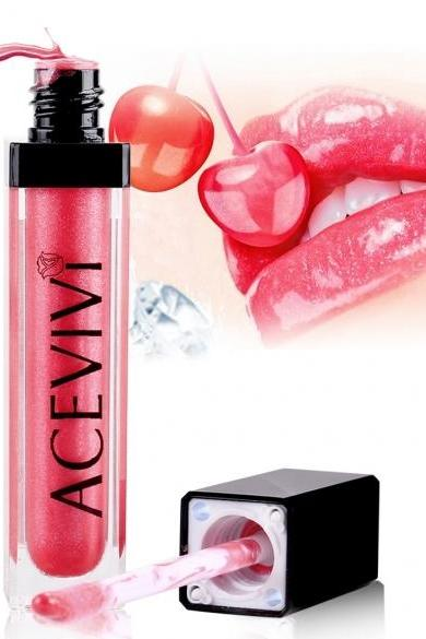 Acevivi Fashion Sexy Women Makeup Cosmetic Long Lasting Bright Color Lipstick Lip Gloss Lip Pen 5 Colors