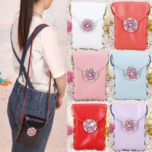 New Fashion Women Leisure Messenger Shoulder Bag Cross Bag