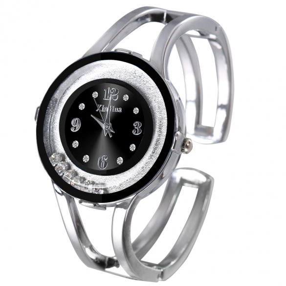 New Fashion Women Casual Watch Wristwatch Alloy Elegant Quartz Watch