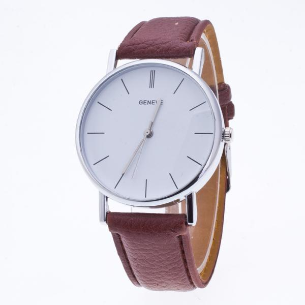 Classic High-End Leather Watch